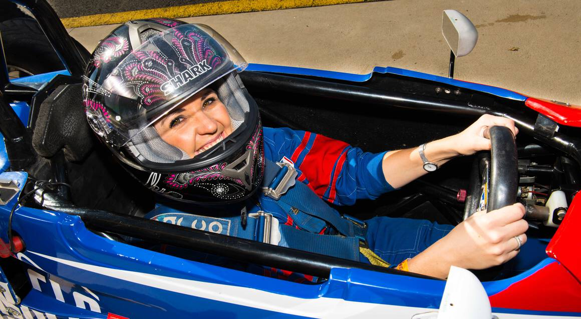 F1 Style Race Car Driving Experience - 20 Laps - Weekend