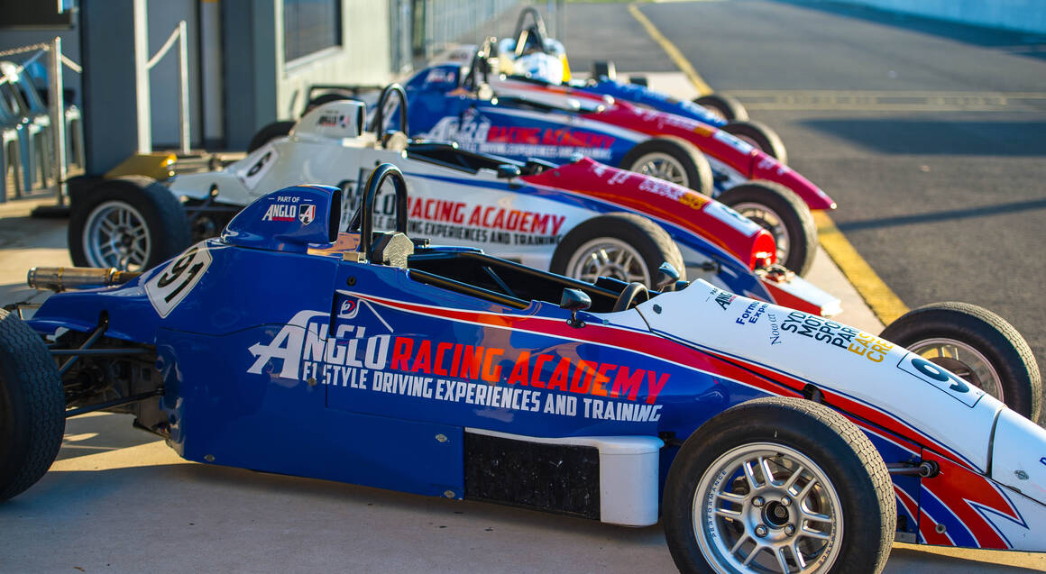 F1 Style Race Car Driving Experience - Full Day - Canberra