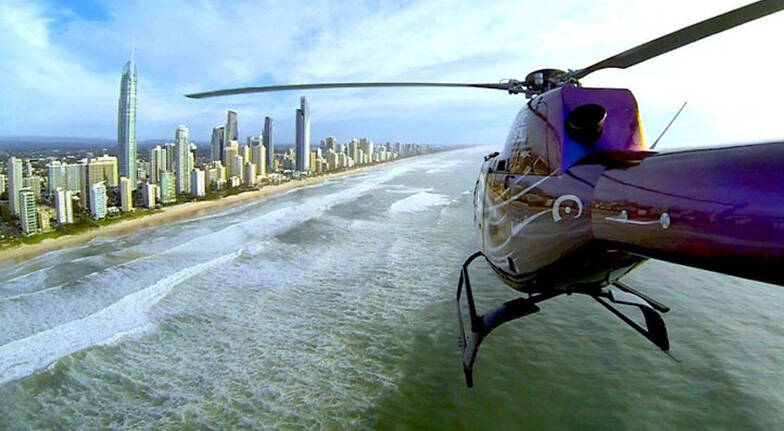 Helicopter Scenic Joy Flight - 20 Minutes