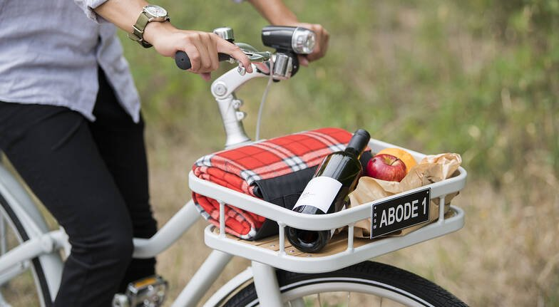 Overnight Escape with Breakfast and Bike Hire- Weekday-For 2