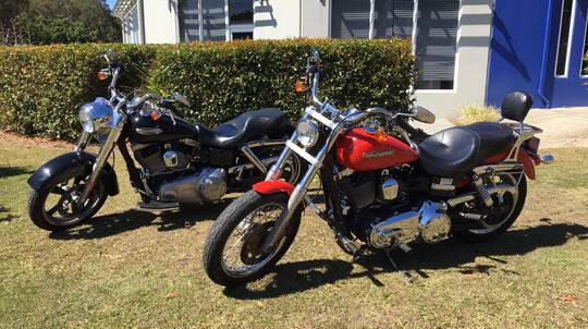 Sunshine Coast Motorcycle Cruiser Hire - 1 Day - For 2