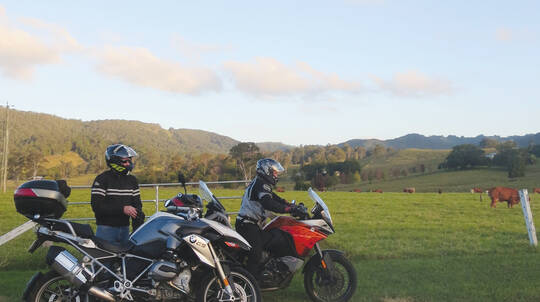 Sunshine Coast Adventure Motorcycle Hire - 6 Hours - For 2