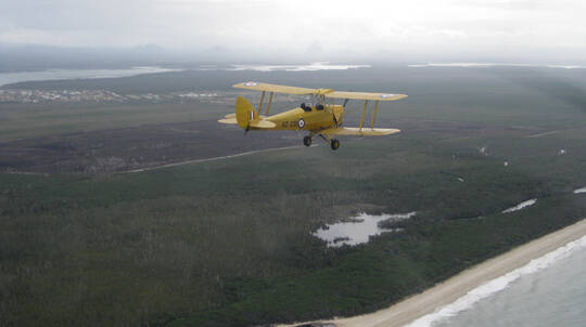 Tiger Moth Joy Flight - 45 Minutes