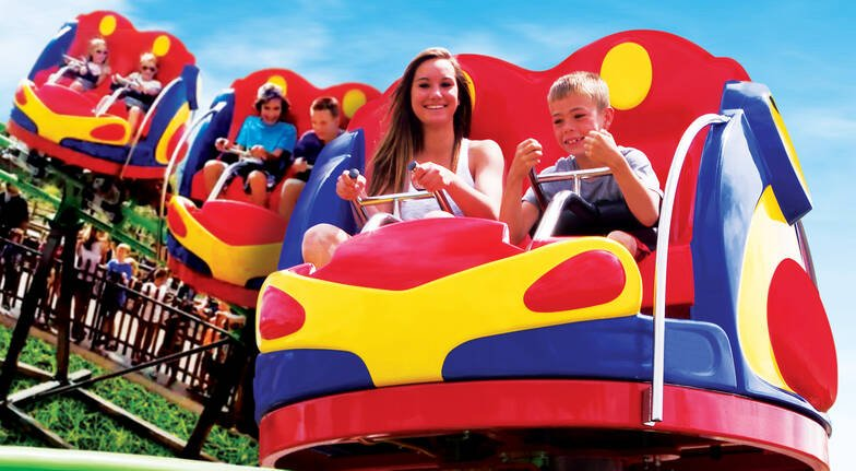 Adventure Park Family Day Pass