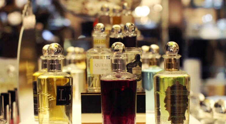 Indulgent Perfume Masterclass with French Champagne