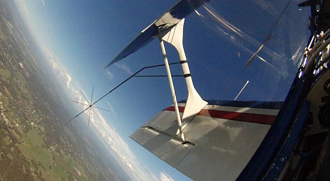Aerobatics Flight Training Experience - 45 minutes
