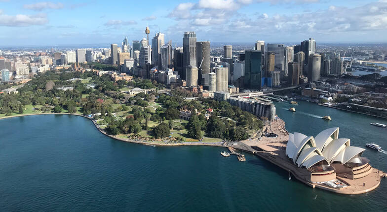 Sydney and Surrounds Scenic Flight - For up to 3