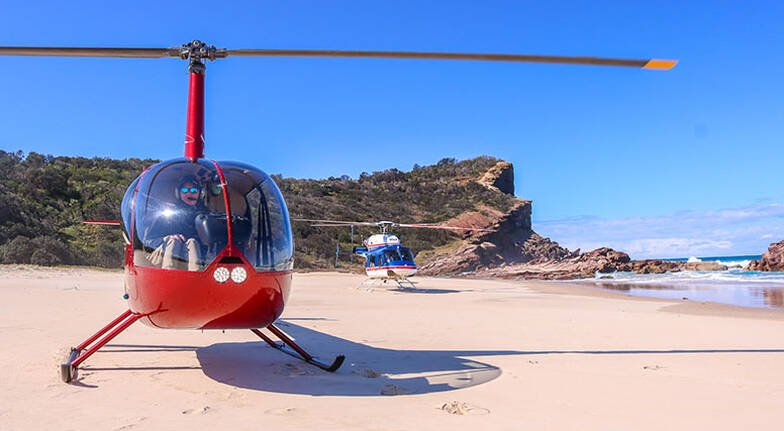 15 Minute Private Port Macquarie Scenic Flight  For up to 3