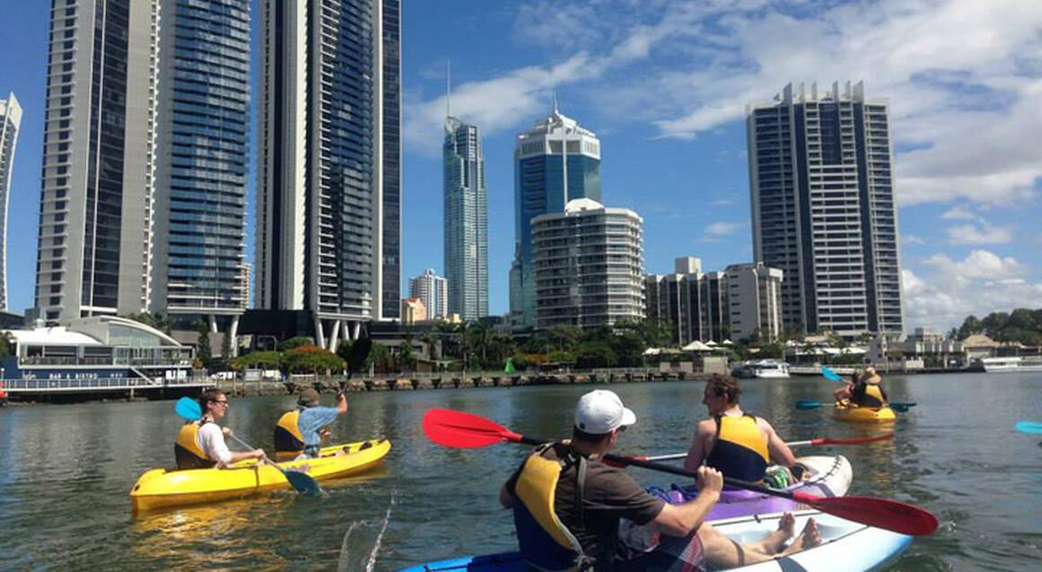 Single Kayak Hire - 4 Hours
