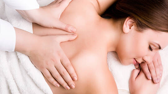 Women's Facial and Full Body Relaxation Massage - 2 Hours