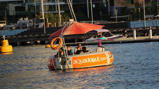 Melbourne BBQ Boat Hire - 2 Hours - For up to 10