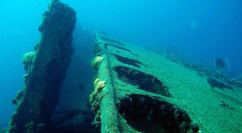 S.S Yongala Wreck Certified Diver Tour - Full Day