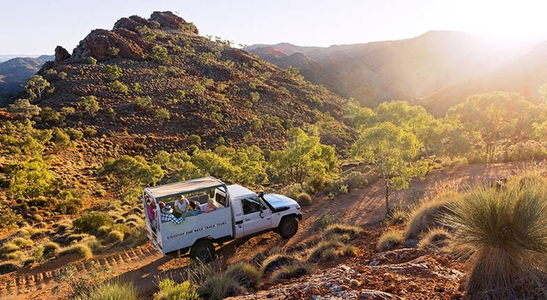 Flinders Ranges Escape with Dinner Wine and Tours 2 Nights