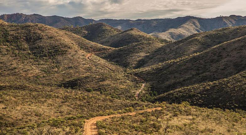Flinders Ranges 4WD Ridgetop Tour - 4 Hours