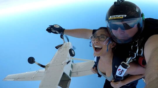 Tandem Skydive Over Great Ocean Road - Weekday - 12,000ft