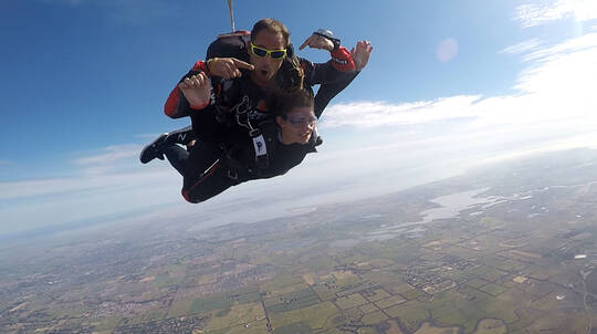Tandem Skydive Over Great Ocean Road - Weekend - 12,000ft