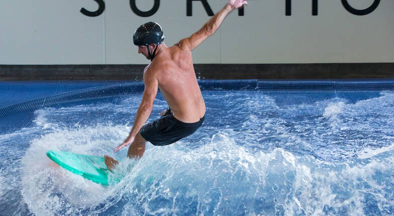 Indoor Surfing Session - 30 Minutes
