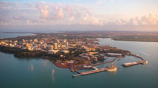 Darwin Scenic Helicopter Flight - 20 Minutes