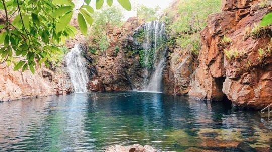 Litchfield National Park Waterfalls Tour - Full Day