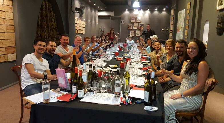International Wine and Cheese Experience - 2 Hours