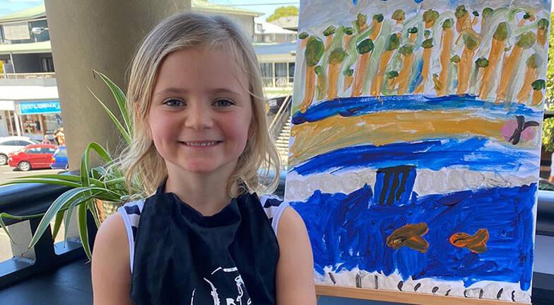 Kids After School Art Class  Byron Bay  15 Hours