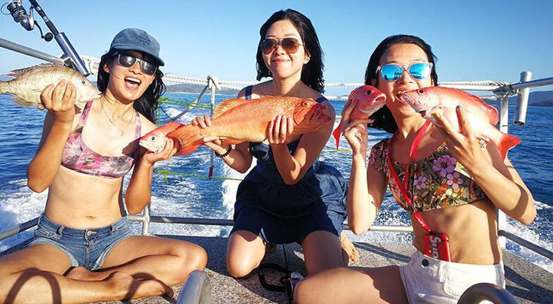 Half Day Fishing Charter with Transfers  Afternoon