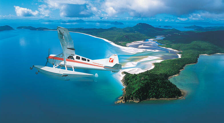 Seaplane Flight, Snorkel the Reef and Visit Whitehaven Beach