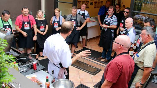 Meat BBQ Cooking Class - Brisbane