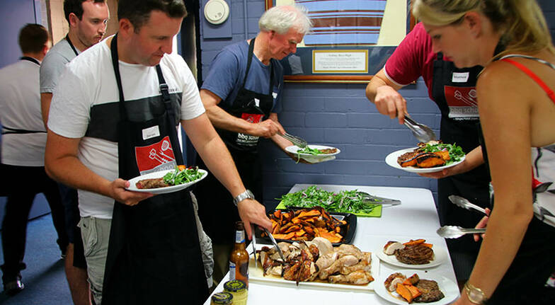 Meat BBQ Cooking Class  Canberra