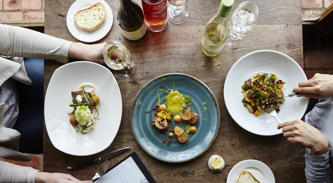 Wine Blending Masterclass with Three Course Lunch - For 2