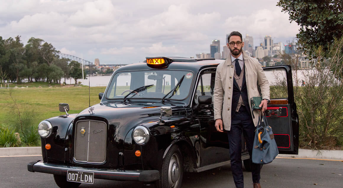 Classic London Black Cab Ride - Up to 6 Passengers - 3 Hours
