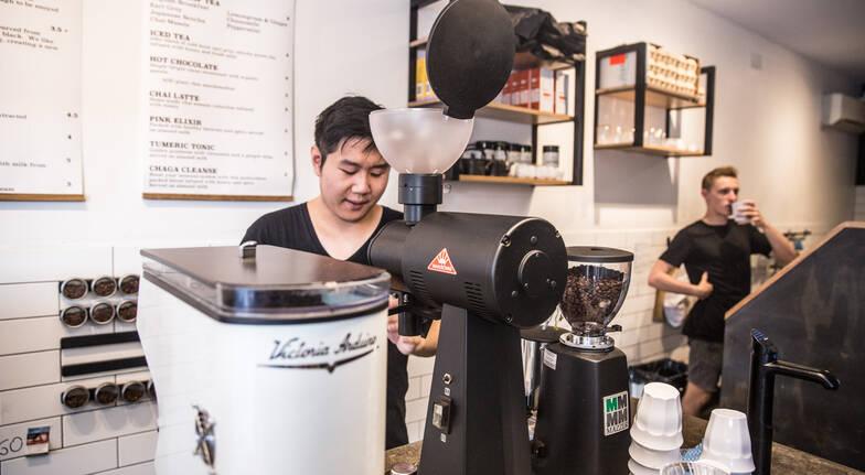 3 Hour Latte Art Coffee Course