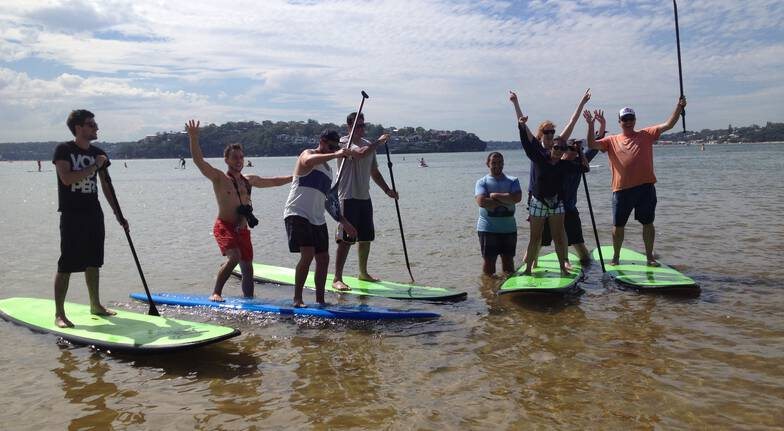 Stand Up Paddle Boarding - Hire - For 2