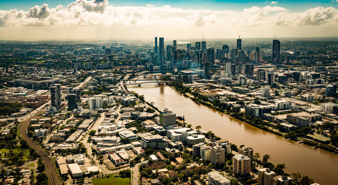 Private Scenic Helicopter Flight Over Brisbane - 20 Minutes