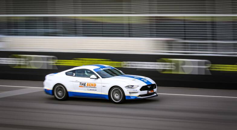V8 Mustang Hot Lap Experience - 3 Laps
