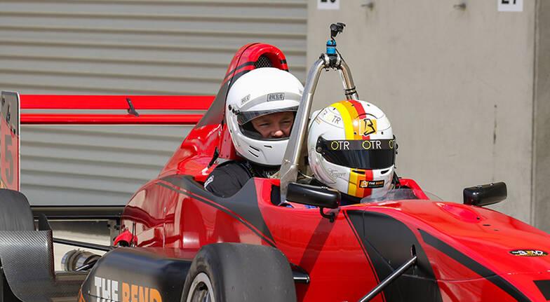 Formula 3 Hot Lap Experience - 4 Laps
