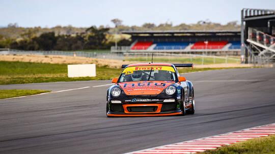 Porsche 911 GT3 Cup Hot Lap Experience - 3 Laps