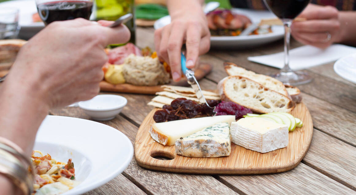 Midweek Glamping Stay with Breakfast, Wine and Cheese Board