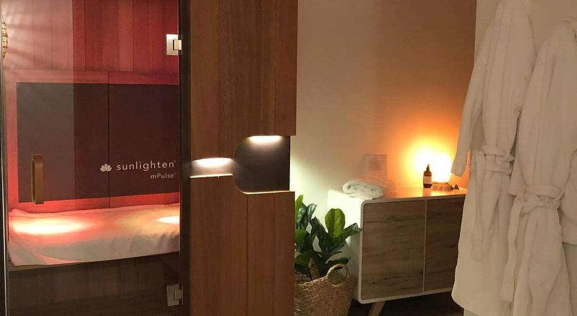 3 Infrared Sauna Sessions - 30 Minutes Each