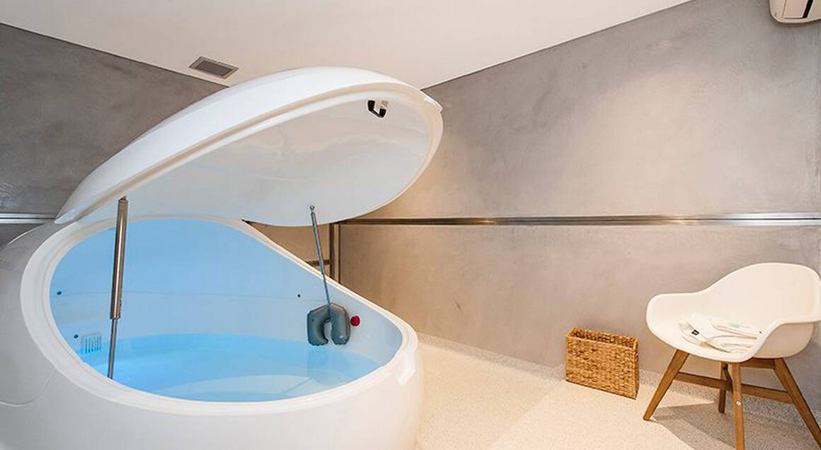 Float Tank Therapy Session - 60 Minutes