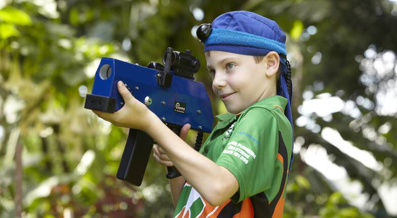 Laser Tag Party Hire - Melbourne
