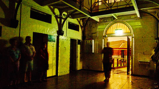 Boggo Road Gaol Ghost and Gallows Tour - 2 Hours