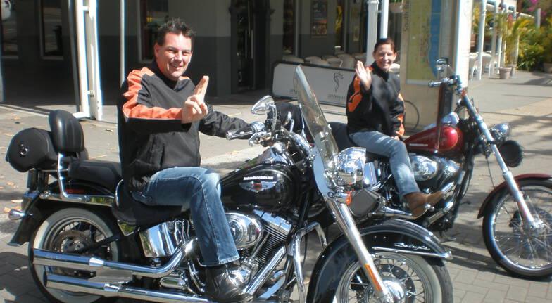Harley Davidson Brisbane Tour  60 Minutes