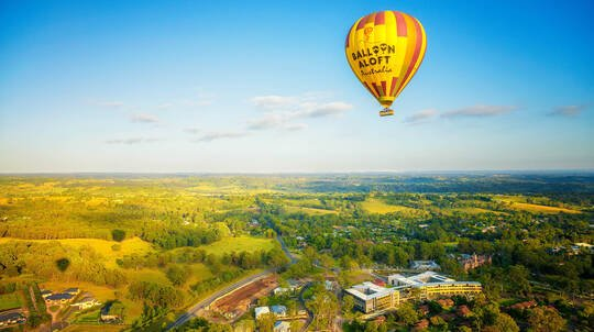 Hot Air Ballooning Over Sydney Macarthur Region - For 2