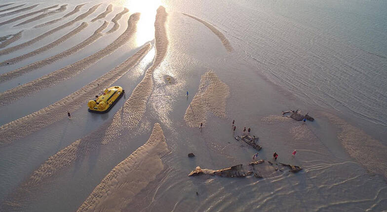 Broome Hovercraft Prehistoric Boat Tour - 3 Hours