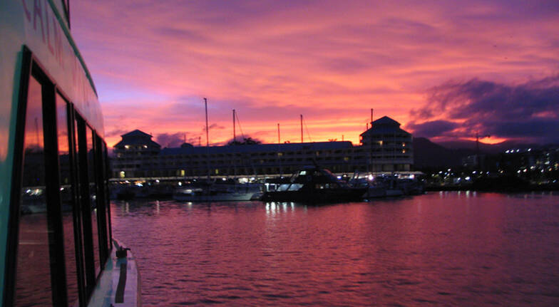 Sunset Cruise with Three Course Dinner - Family