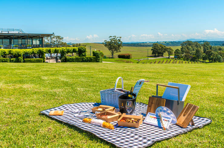 Picnic in the Hunter Valley