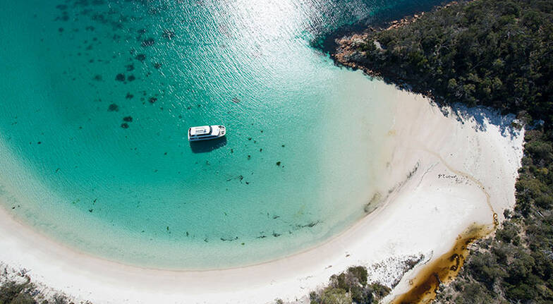 Wineglass Bay Cruise with Lunch - Vista Lounge