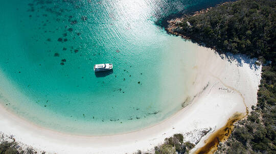 Wineglass Bay Cruise with Lunch - Vista Lounge - For 2