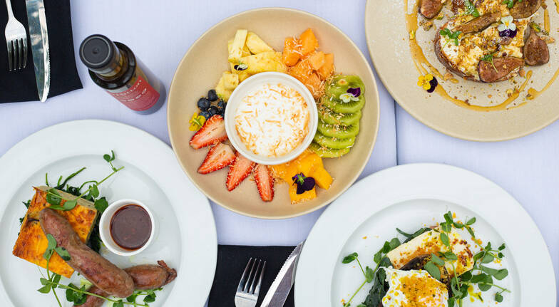Indulgent Brunch with Gourmet Gift - For 2